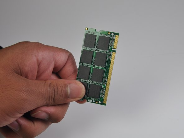 Replace the RAM chip with a new RAM chip.