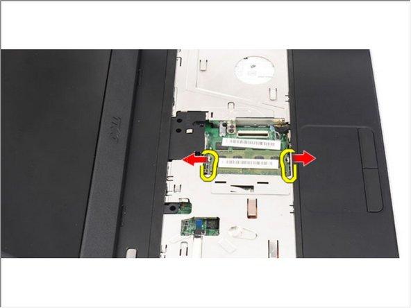 Dell Vostro 2420 Memory Module Replacement