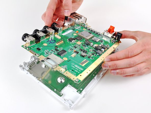 Nintendo Wii Motherboard Replacement