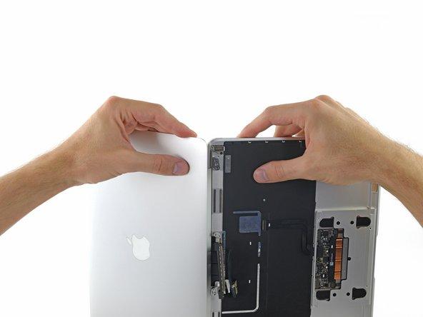 Retina MacBook 2017 Displayeinheit austauschen