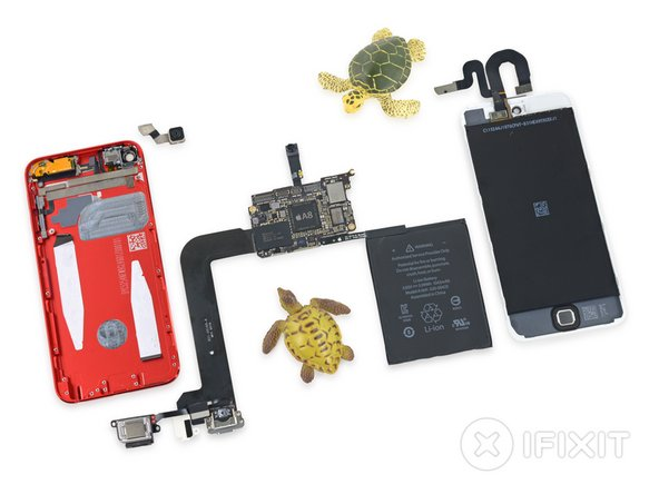 Image 1/3: While very difficult, opening the case and replacing components is not impossible.