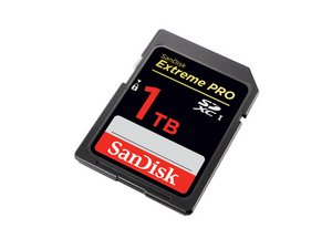 Reformat SD Card