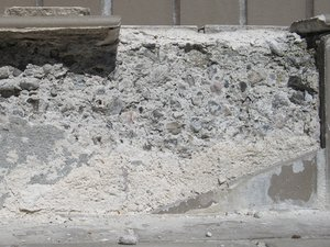How to Repair Broken Concrete Steps