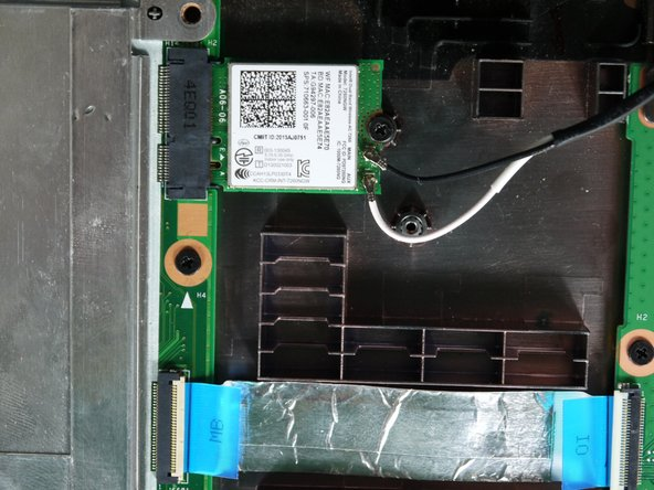 Asus Chromebook C300MA-EDU LAN Card Replacement