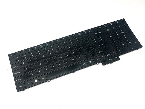 Acer TravelMate P653-V-6882 Keyboard Replacement