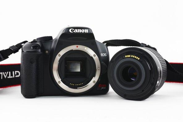 Canon Rebel xsi 450d Manual