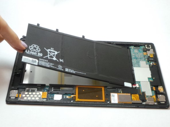 Astonishing Sony Xperia Tablet Z Battery Replacement Ifixit Repair Guide Interior Design Ideas Grebswwsoteloinfo