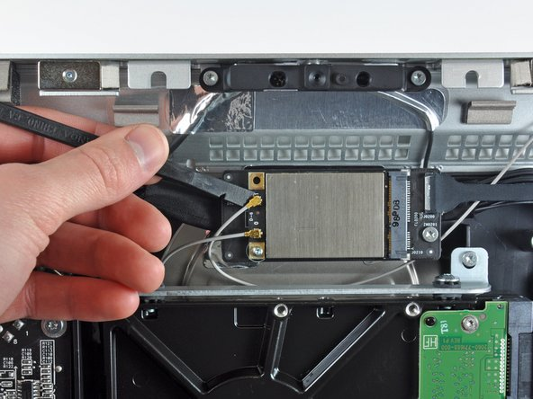 "iMac Intel 21.5"" EMC 2308 AirPort Card Replacement"