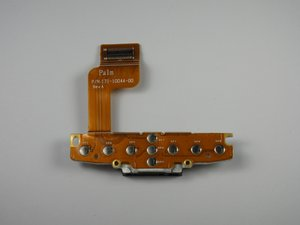 Buttons and Connector Assembly