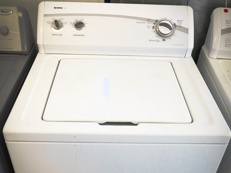 Washer dryer library-how to use and enjoy your new 1964 kenmore.