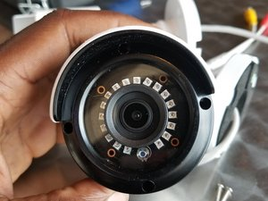 Lorex  A-MPX IR Bullet Camera Disassembly