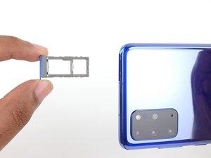 SIM/MicroSD Card Tray
