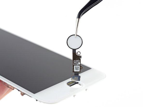 iPhone SE 2020 Vervanging van de thuisknop/Touch ID-sensor