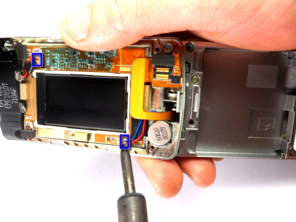 LG VX8700 LCD Screen Replacement