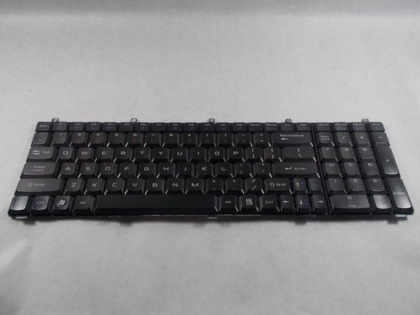 Gateway P-6831FX Keyboard Replacement