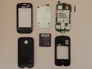 T-Mobile Huawei Prism U8651T Teardown