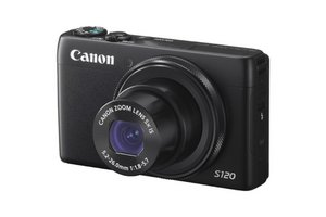 Canon PowerShot S120 Repair