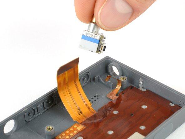 Teenage Engineering OP-Z Volume Potentiometer Replacement