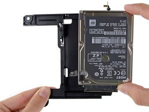 Mac mini Late 2014 Hard Drive Replacement