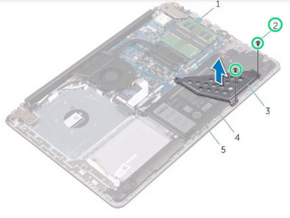 Dell Inspiron 15 5565 Battery Replacement