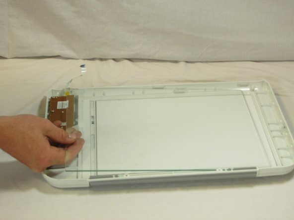 HP Photosmart c3180 Scanner Glass Replacement