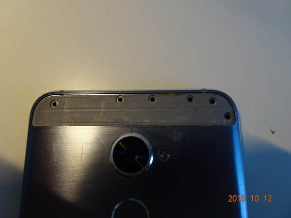 Vodafone Smart V8 Display Replacement