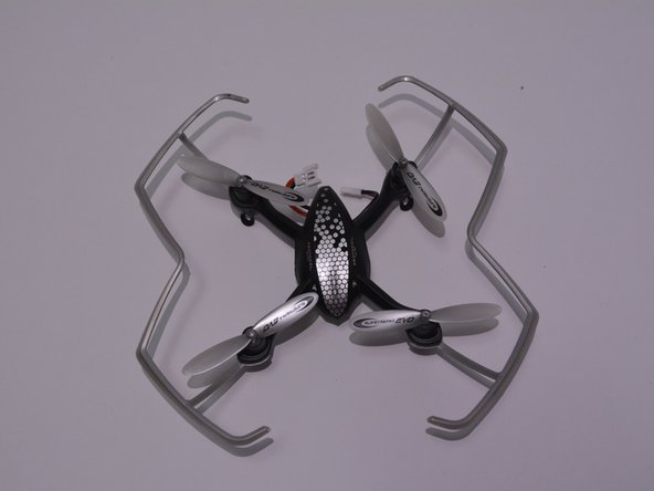 Protocol Slipstream EVO Propeller Guards Replacement