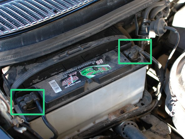 Image 1/1: This battery is in fairly good shape, but has not been maintained in several years and has gotten dirty and could use some love...