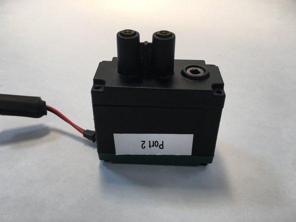 Vex Robotics Vex EDR 393 Gear Replacement