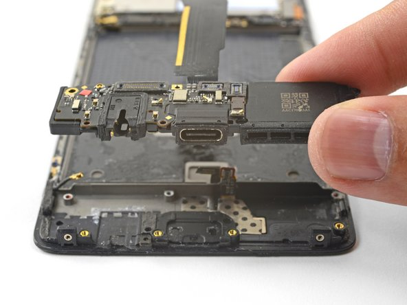 OnePlus 3 Daughterboard Replacement
