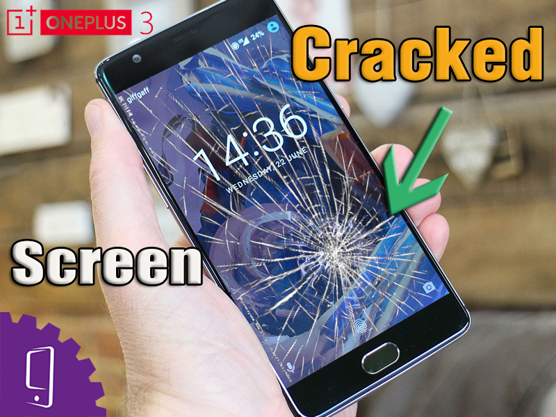 Oneplus Cracked Screen Replacement IFixit - 24 times people followed instructions way literally 6 cracked