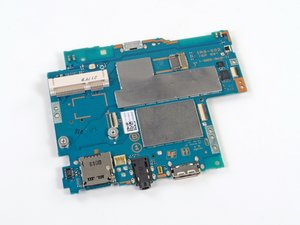 PlayStation Vita Motherboard Replacement