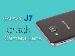 Camera Glass Lens (video)