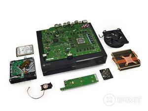 Xbox One Teardown - iFixit Xbox One Console Wiring Diagram on