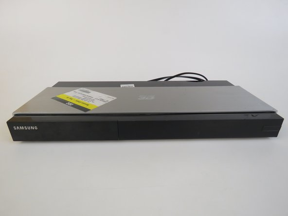 Samsung BD-F7500 Blu-ray Player Disc Tray Replacement