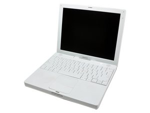 "iBook G4 12"" 1 GHz"