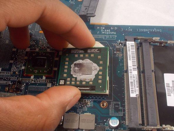 Compaq Presario CQ62-215dx CPU Replacement