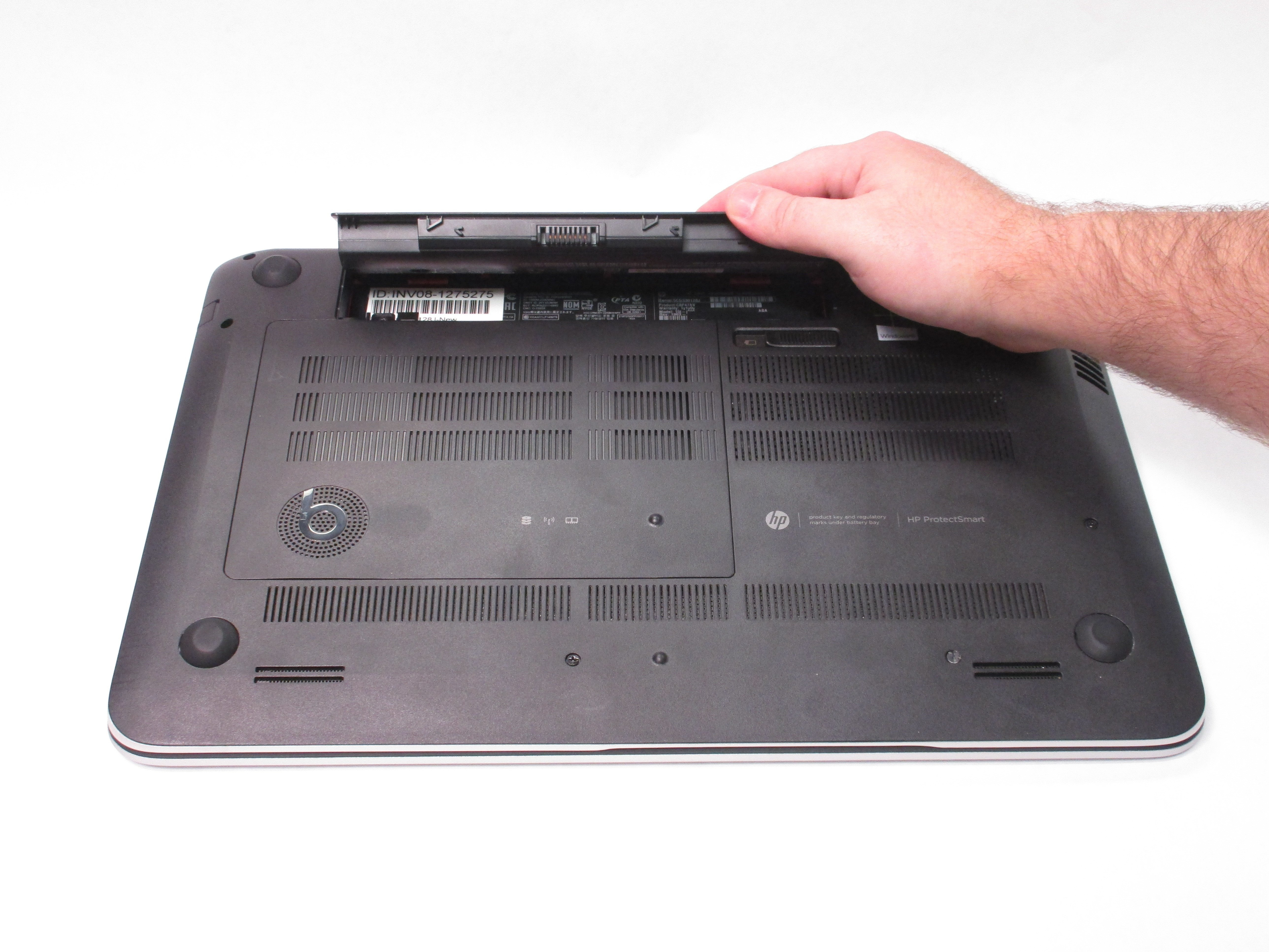 HP Envy TouchSmart 15 Battery Replacement - iFixit Repair Guide