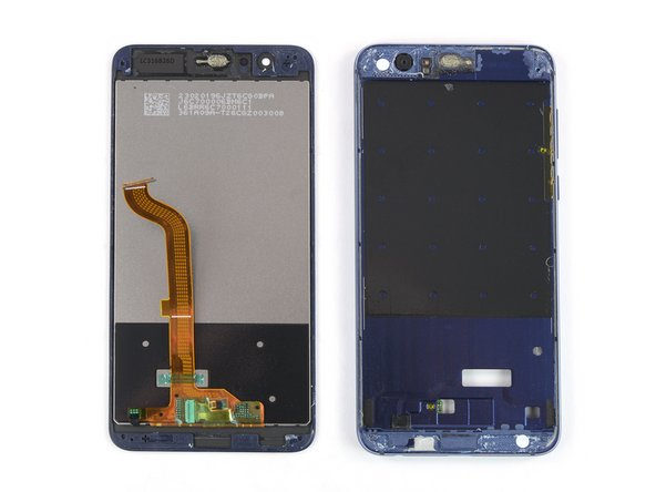 Reemplazo del LCD y digitalizador del Huawei Honor 8
