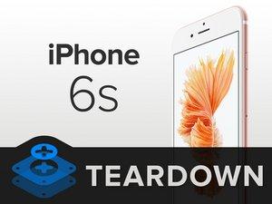 Разбираем iPhone 6s
