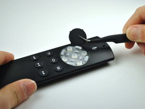 Remote Button