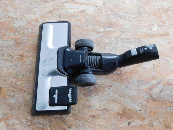 Rowenta silent force extreme RO5931 main brush Teardown
