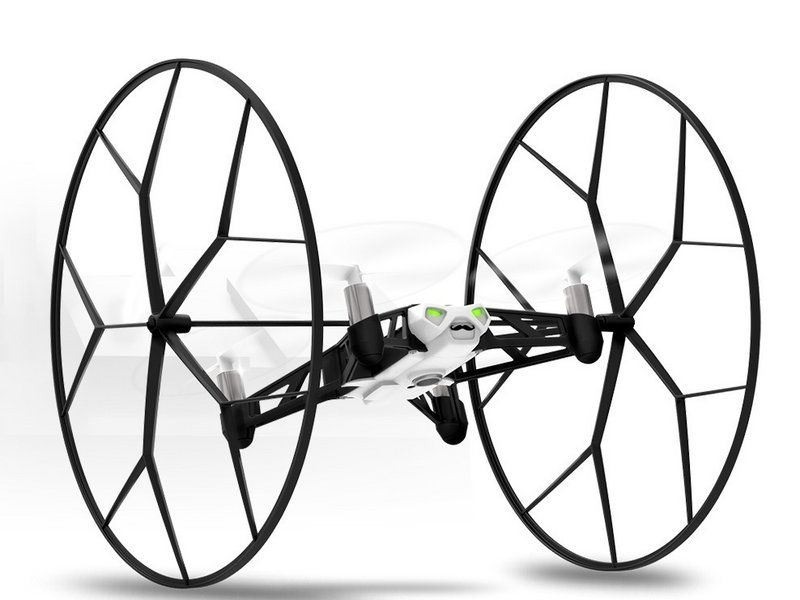 Parrot Rolling Spider Minidrone - The Best Drones for Kids - For Fun and Safe Flying!