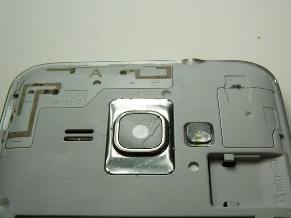 Samsung Galaxy Express 3 Rear Camera Lens Replacement