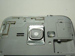 Rear Camera Lens
