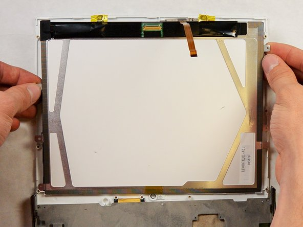 Image 1/1: Place the display in an area where it will not be damaged.