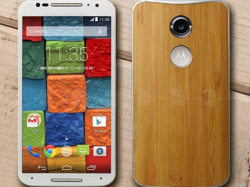Motorola Moto X 2nd Generation Ifixit