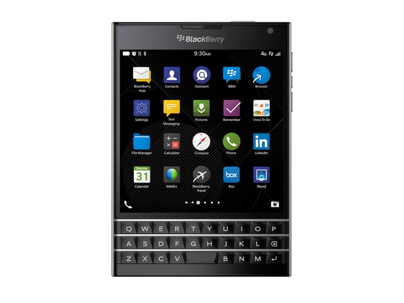 Why my BlackBerry camera won't focus? - BlackBerry Passport - iFixit