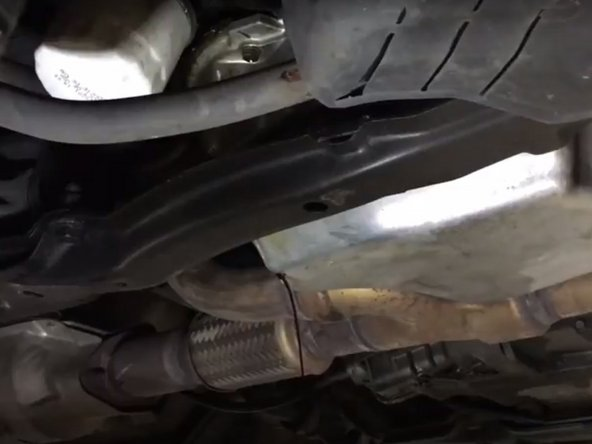 1999-2003 Acura TL Oil and Oil Filter Replacement