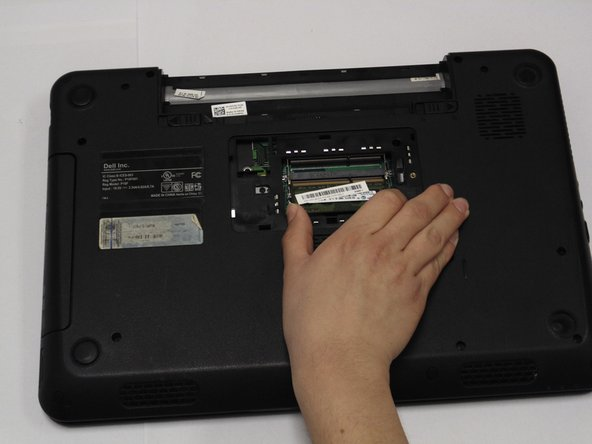 Dell Inspiron 15R RAM Replacement